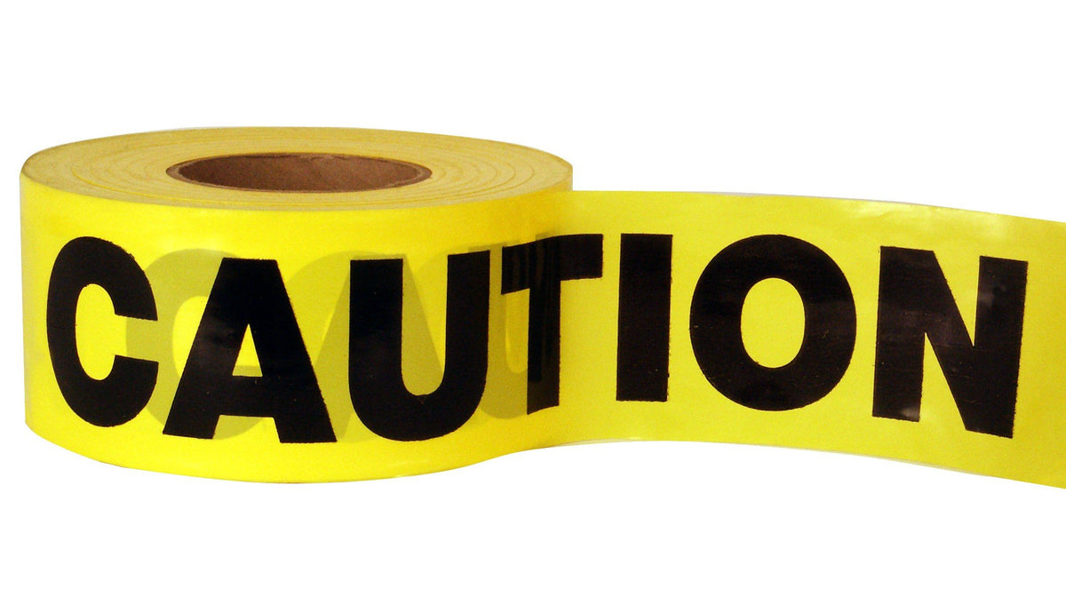Caution Barricade Tape | 3