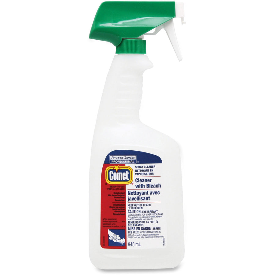 Comet Professional Disinfectant Cleaner with Bleach | 945 ml - Case of 8 Janitorial Supplies - Cleanflow