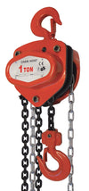Dynaline Chain Hoists Shop Equipment - Cleanflow