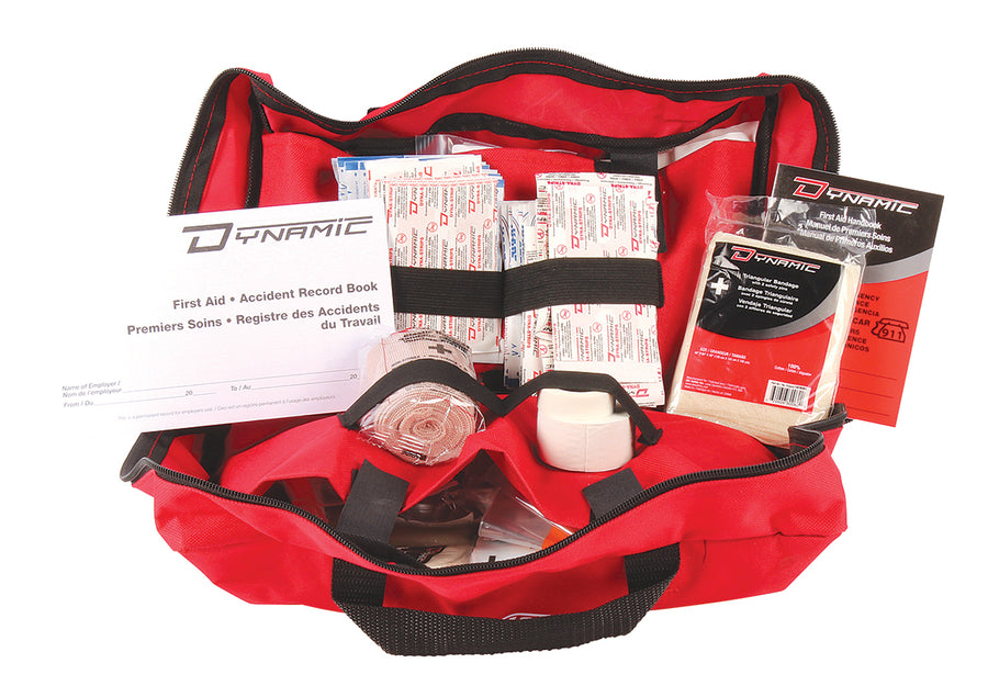Dynamic Canada Cross-Country Hybrid First Aid Kit Facility Safety - Cleanflow