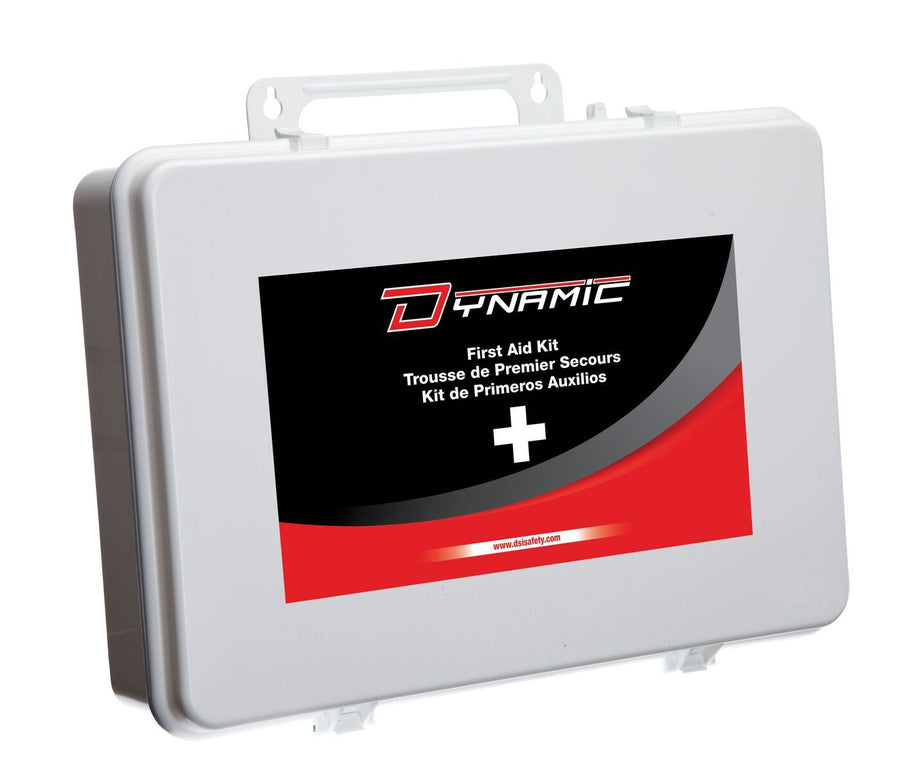 Dynamic Ontario WCB Regulation First Aid Kit | 1 - 15 Employee Facility Safety - Cleanflow