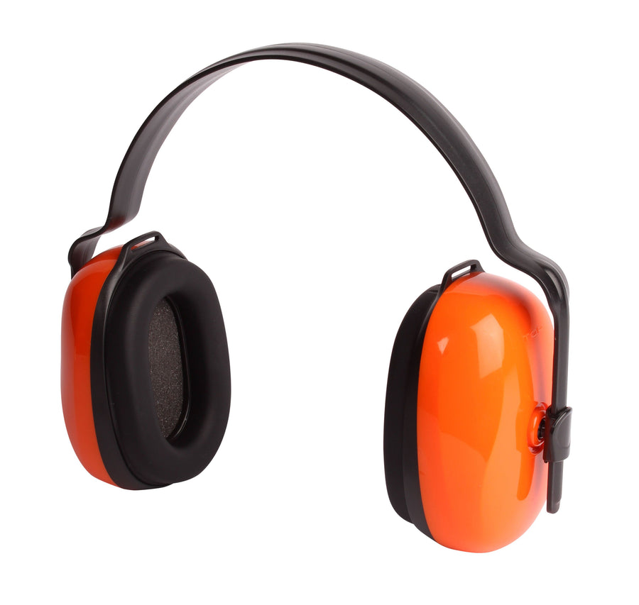 Dynamic Piper Di-Electric Plastic Headbanded Earmuff - NRR 24 dB Personal Protective Equipment - Cleanflow