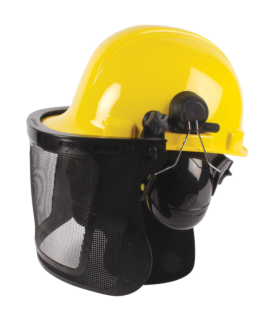Dynamic Quality Forestry Head Protection Kit | Class 1 Personal Protective Equipment - Cleanflow