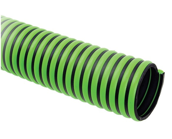 Tigerflex Green Premium EPDM Suction Hose (Hose Only - No Ends) Hose and Fittings - Cleanflow