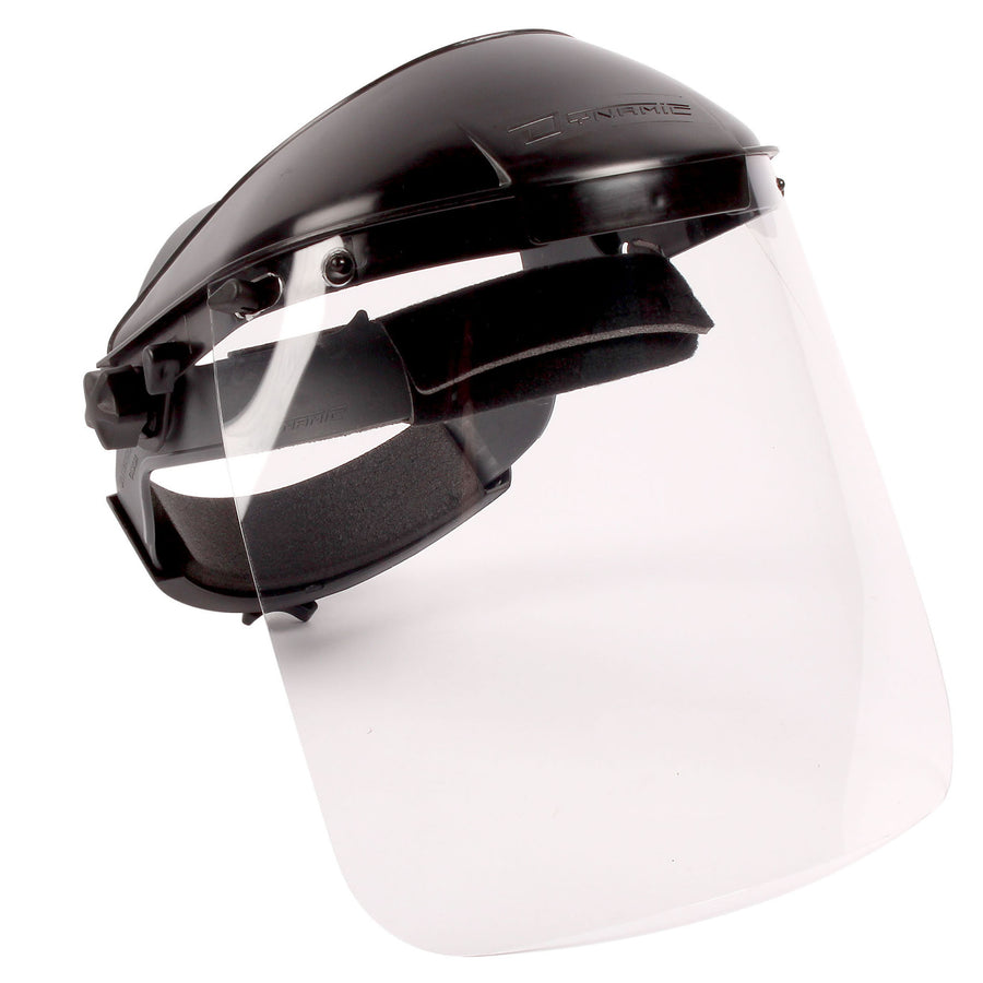 Dynamic High Performance Pin-Lock Faceshield Headgear Kit Personal Protective Equipment - Cleanflow