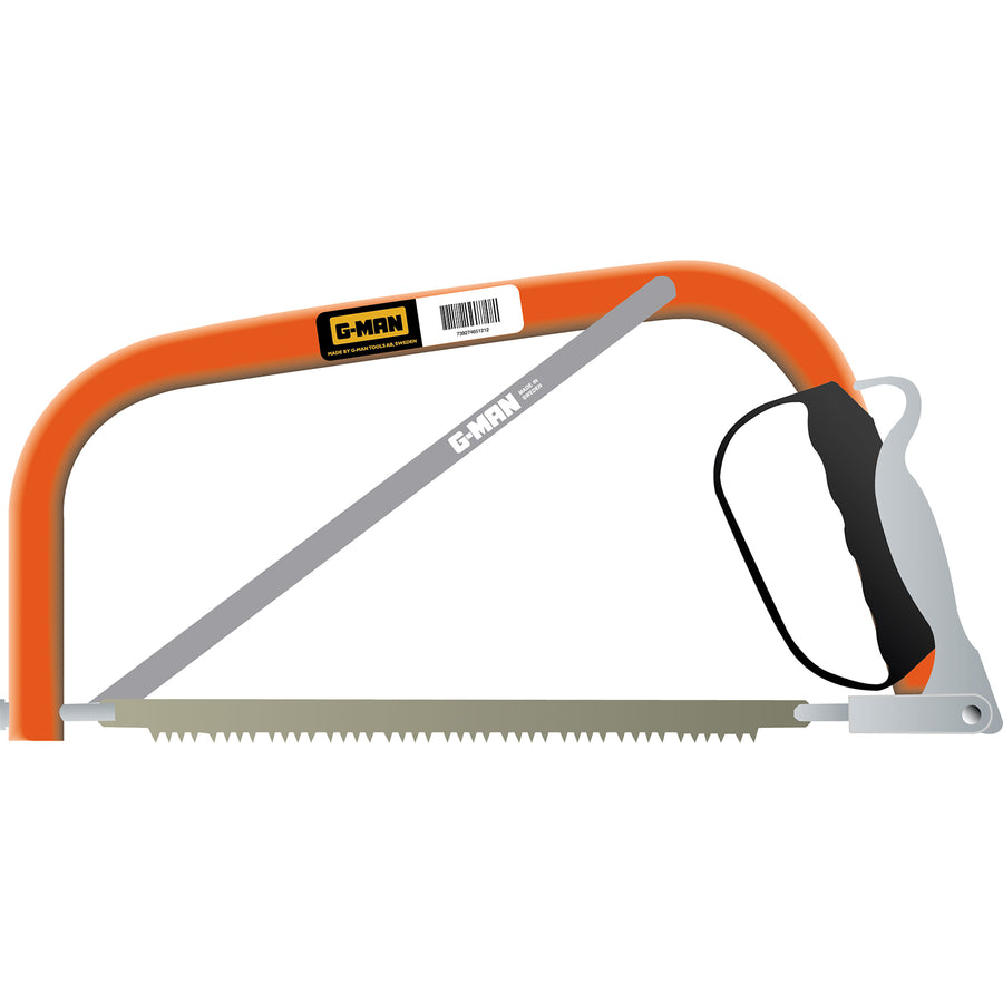 G-Man 2-In-1 Hacksaw/Bowsaw Hand Tools - Cleanflow
