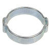 "Stainless Double-Ear Pinch Clamp 10 Pack | for Hoses up to 1-3/4"" Ouside Diameter - Cleanflow"