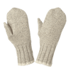 Tough Duck Brushed Rag Wool Lined Mitt Work Gloves and Hats - Cleanflow
