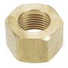 Brass Compression Nuts Tubing and Fittings - Cleanflow