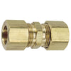 Brass Compression Union Tubing and Fittings - Cleanflow