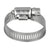 "All Stainless Steel Hose Clamps w/ 1/2"" Band 