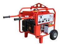 Multiquip Industrial Honda GX340 Engine Generator Electric Start | 9.5 HP, 6000W