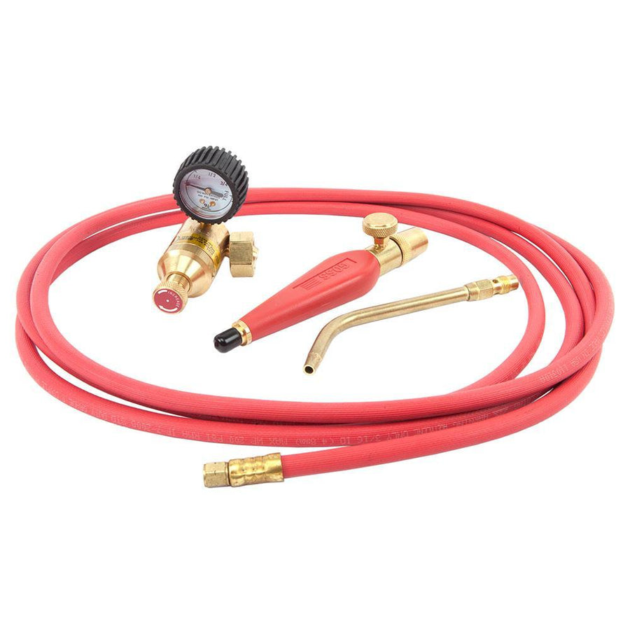 Forney Air Acetylene Plumber's Torch Kit Pipe Tools - Cleanflow
