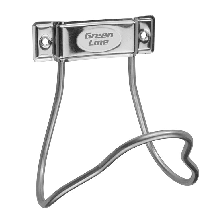 Large Stainless Steel Hose Hanger - Capacity up to 100 Feet of 3/4