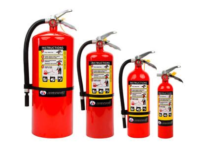 Kidde Badger ABC Fire Extinguishers
