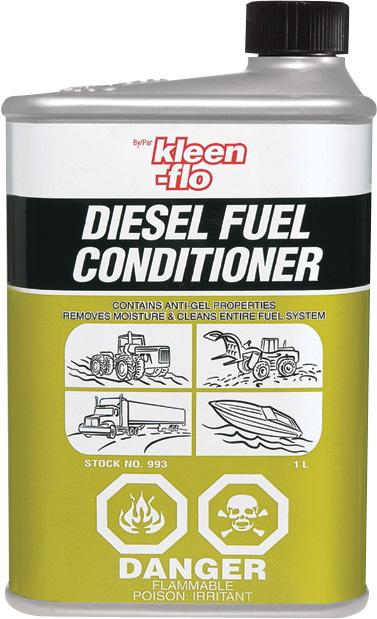 Kleen-Flo Diesel Fuel Conditioner Maintenance Supplies - Cleanflow