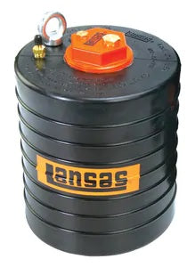 "Lansas Multi-Size Inflatable Test Plug w/ Bypass (For 8"" to 12"" Pipes) Waterworks Products - Cleanflow"
