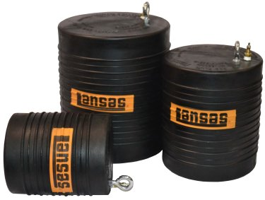 Lansas Single Size Inflatable Test Plugs Waterworks Products - Cleanflow