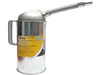 Lu-Max Galvanized Measures with Flex Spout Automotive Tools - Cleanflow