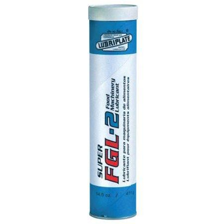 Lubriplate FGL-2 High Performance Food Grade Grease | Case of 10 Tubes