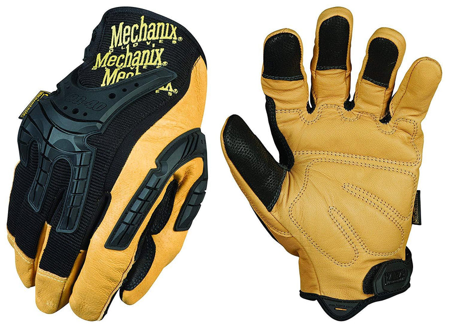 Mechanix CG40 Heavy Duty Work Gloves Work Gloves and Hats - Cleanflow