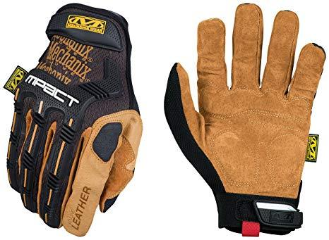 Mechanix DuraHide M-Pact Heavy Duty Work Gloves Work Gloves and Hats - Cleanflow