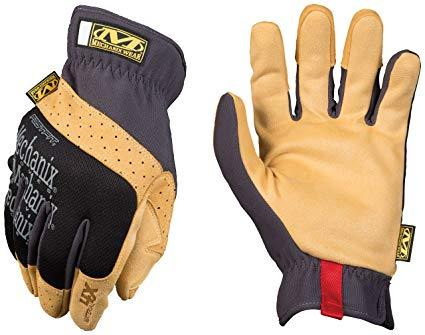 Mechanix Material4X FastFit Heavy Duty Work Gloves Work Gloves and Hats - Cleanflow