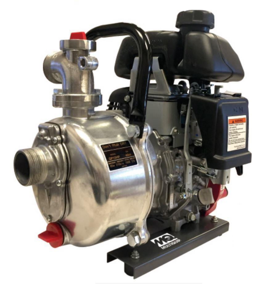 Multiquip Industrial Honda Engine Compact Hand-Carry High Pressure Pump