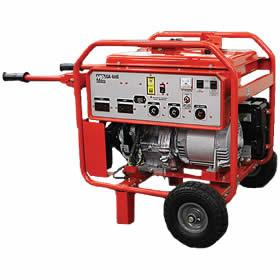 Multiquip Industrial Honda GX340 Engine Generator | 9.5 HP, 6000W