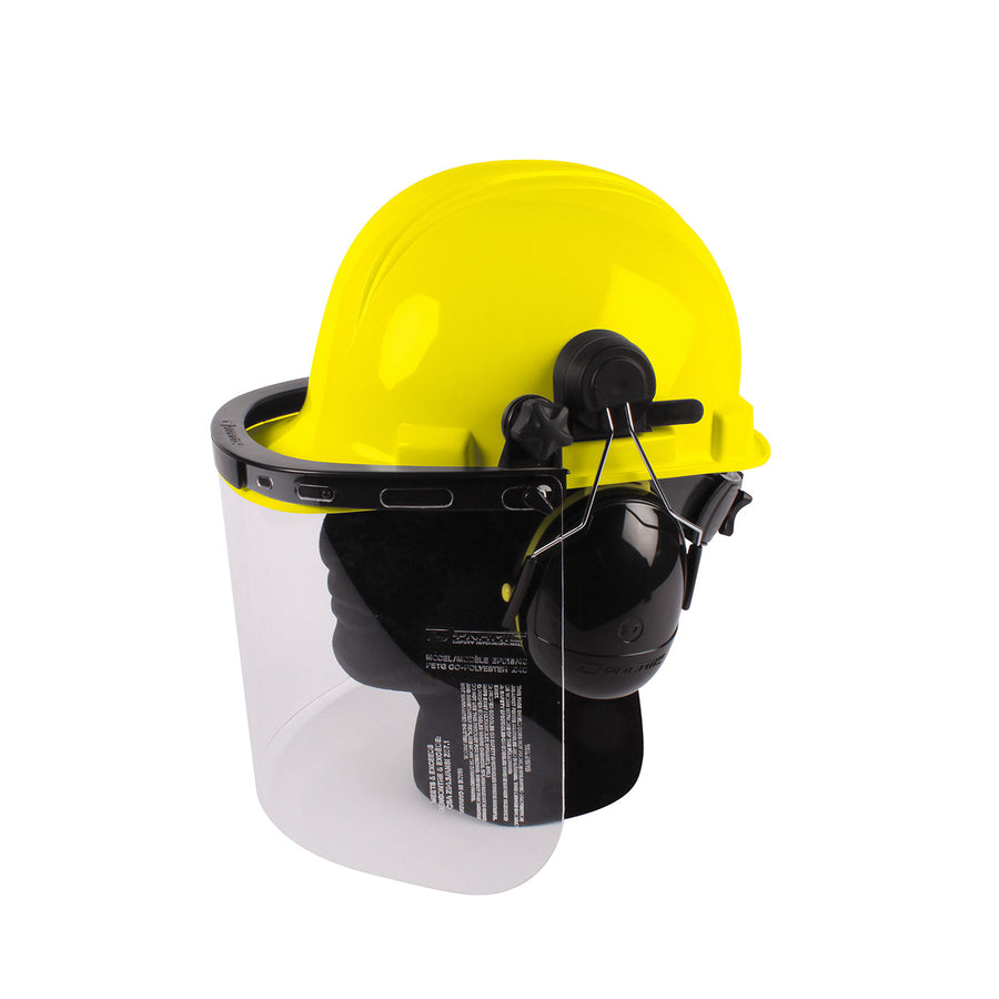 Dynamic Industrial Head Protection Kit | Class 1 Personal Protective Equipment - Cleanflow