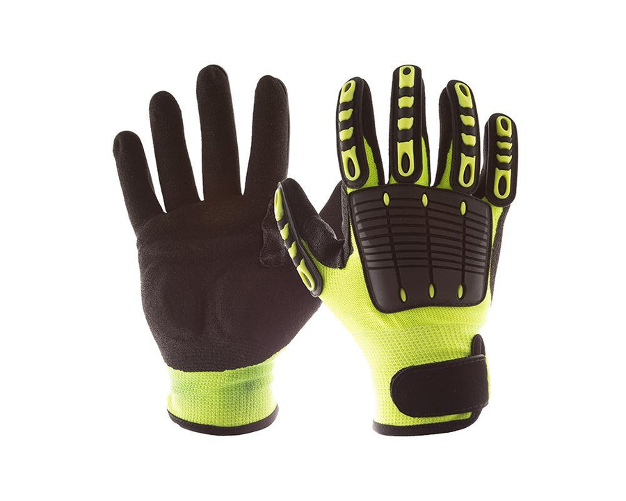 Impacto NS28200 Back Tracker Gloves Work Gloves and Hats - Cleanflow