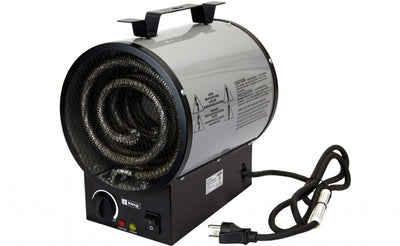 King Electric PGH Portable Garage Heaters | 208/240 Volt 4000 & 4800 Watt Facility Equipment - Cleanflow