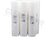 "Excelpure 20"" x 4.5"" OD Big Blue Melt Blown Polypropylene Water Filters - 5 Micron 