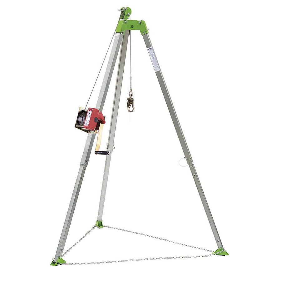 Peakworks CSK2-65 Tripod with 65' Man Winch | Confined Space Kit