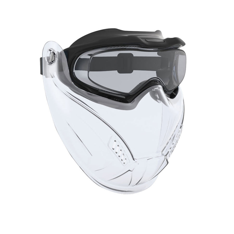 Dynamic Phantom Ultra Premium Google and Faceshield Kit Personal Protective Equipment - Cleanflow