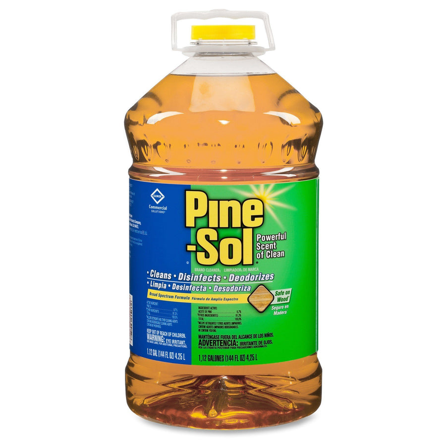 Pine-Sol Commercial All-Purpose Disinfectant Cleaner | 4.25L - Cs/3 Janitorial Supplies - Cleanflow