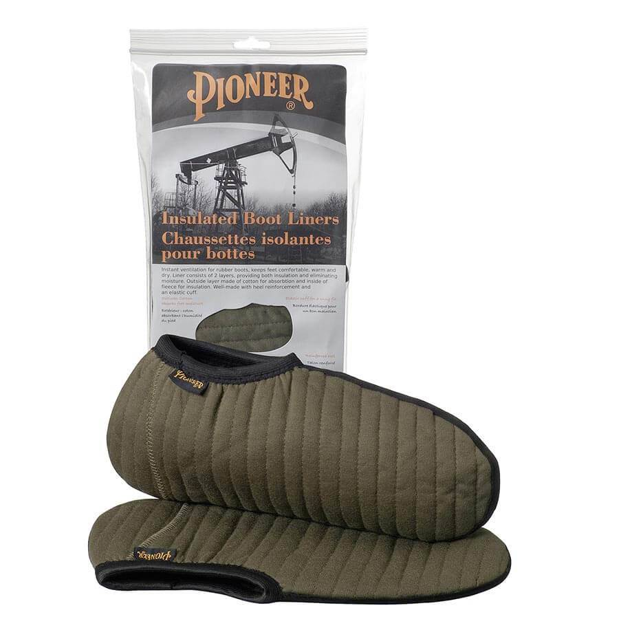 Pioneer Boot Sockette - Liner | Sizes 4 to 15