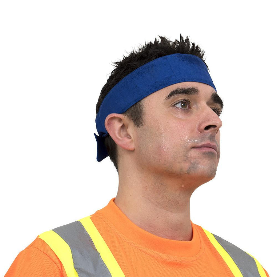Pioneer Ultra Cooling Headband Personal Protective Equipment - Cleanflow