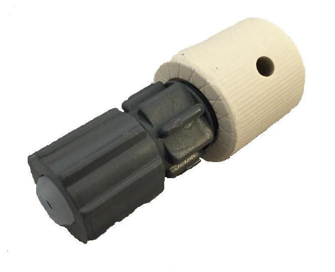 ProMinent 7924547 PVC / EPDM Foot Valve Assembly | 1/4