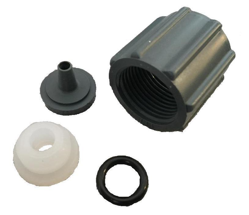 Prominent 740160 PVC/EPDM Metering Pump Tubing Connector Kits | 1/2""