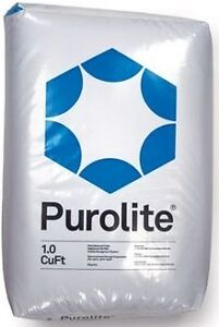 Purolite SST60 Resin - 10% Crosslinked - 1 Cu Ft Bag Commercial Water Filters and UV Parts - Cleanflow