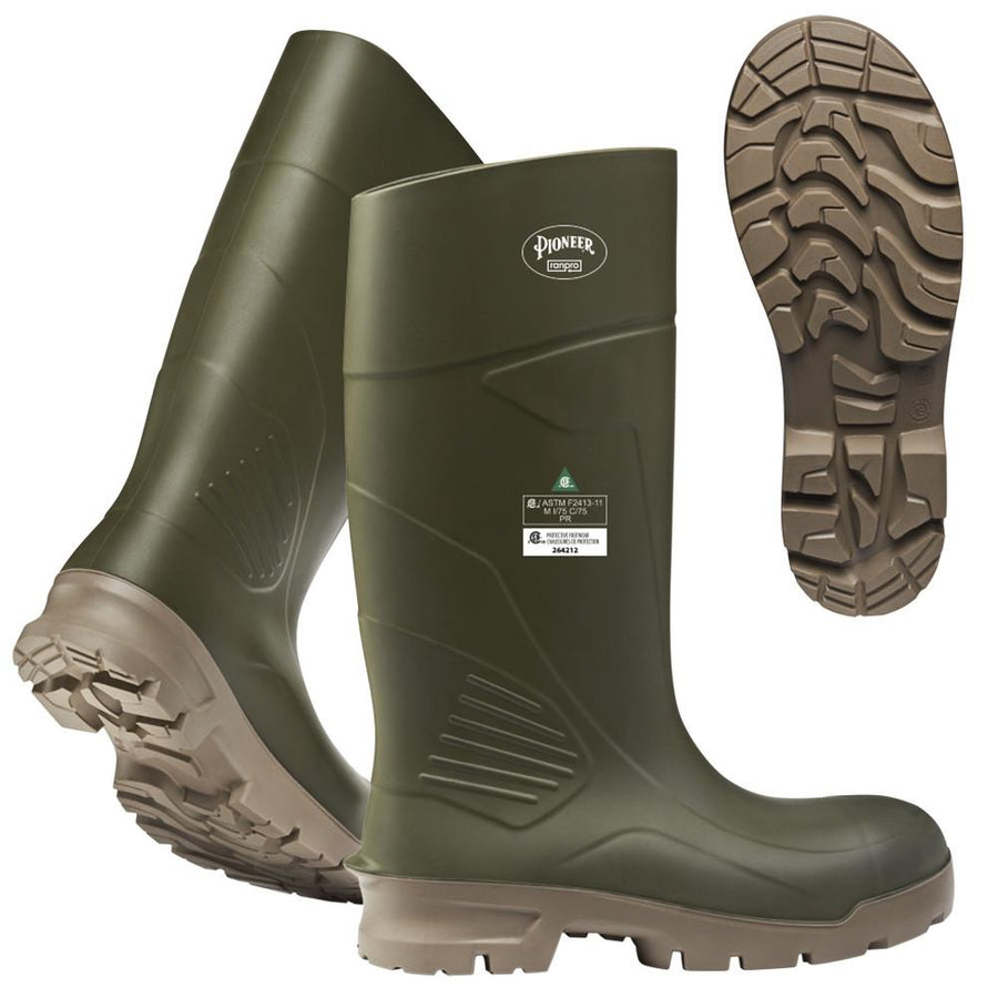 Ranpro Airlok Insulated Slip Resistant Safety Work Boots | Sizes 6 - 15
