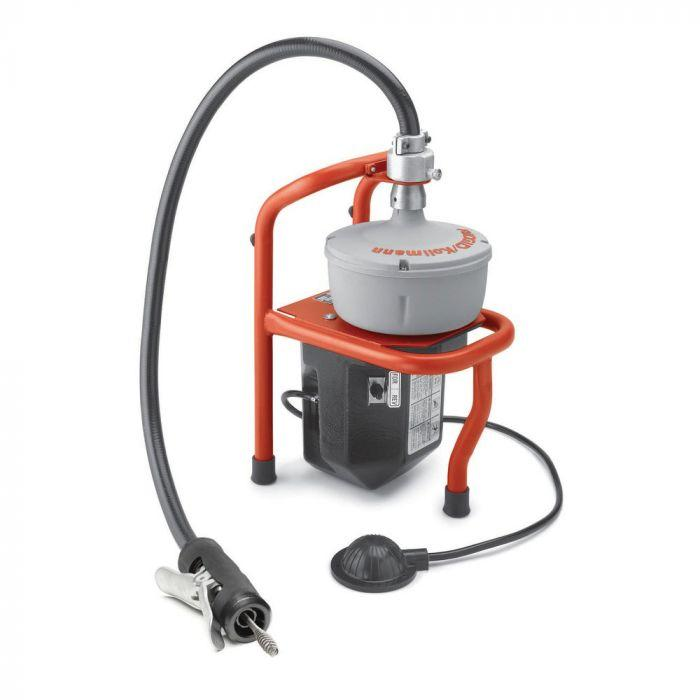 Ridgid K-40 Small Line Machine