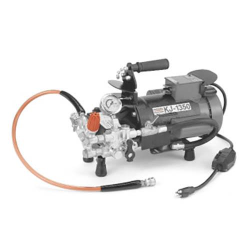 Ridgid KJ-1350 1.5 HP 120V Electric Motor Jetter Drain Cleaner | 1.4 GPM | 1350 PSI