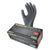Ronco SENTRON 6 Black Nitrile Examination Glove - 6 Mil - Box of 100