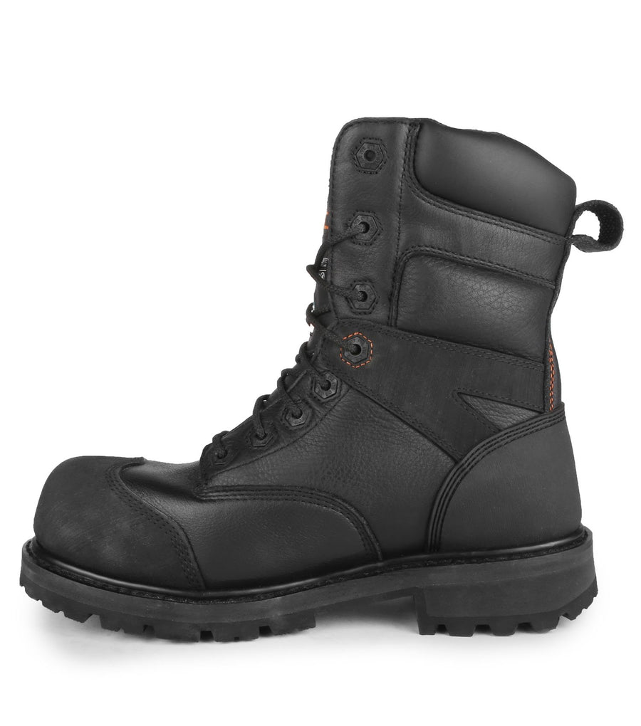 "STC Duncan II 8"" Metal Free Safety Boots 