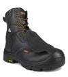 STC Alloy with Metatarsal Protection 8"
