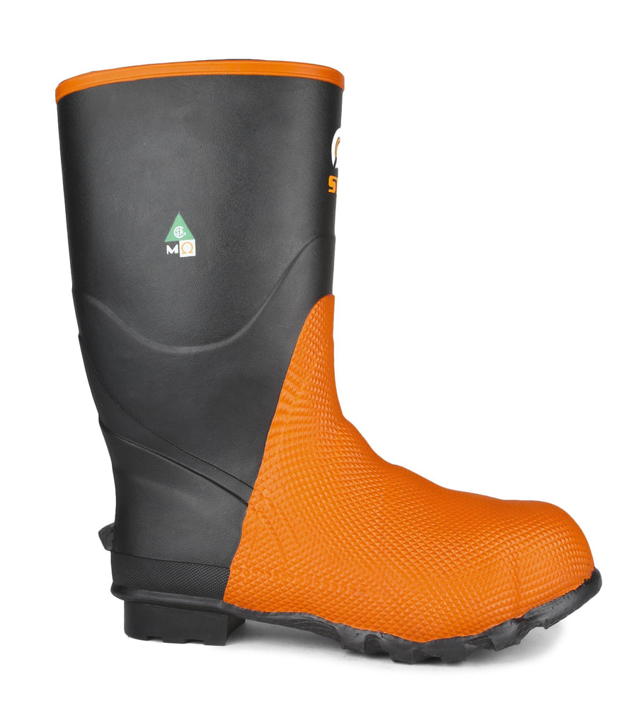 STC GEO II Natural Rubber Boots | Sizes 3 - 14 Work Boots - Cleanflow