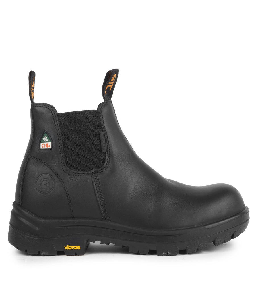 "STC Alarm 6"" Slip-On Safety Boots 