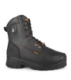 "STC Master Met Black 8"" Work Boot 
